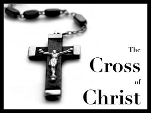 Cross of Christ title slide