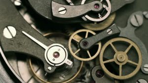 stock-footage-old-stopwatch-clock-gears-mechanism-with-tick-tick-sound